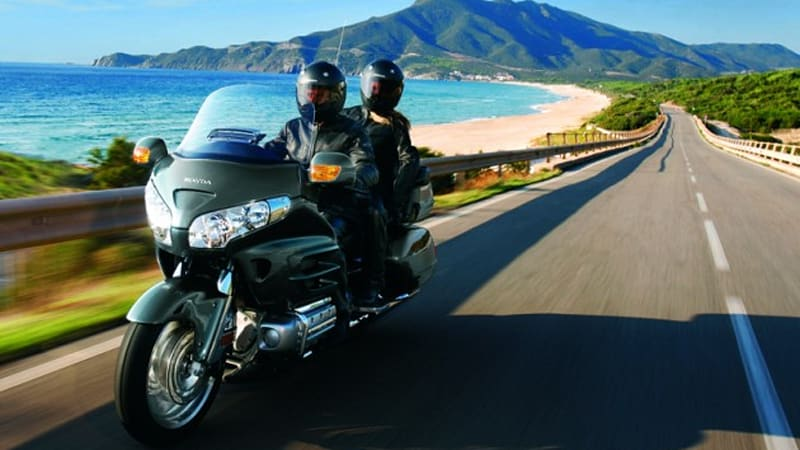 Goodbye, Gold Wing: Honda officially ends U S  motorcycle