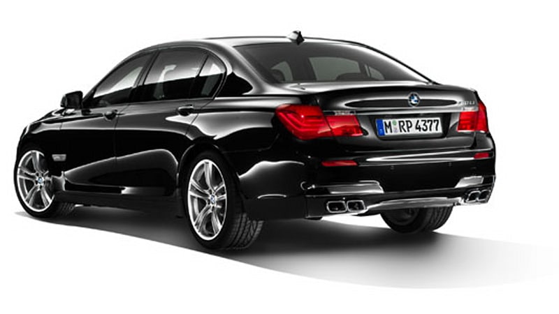 Bmw Announces 7 Series Xdrive And M Sport Models