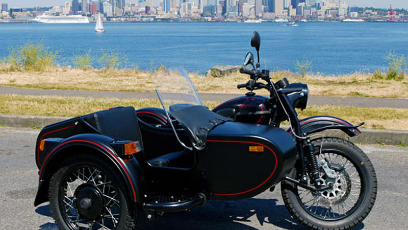 Review 2009 Ural T Sidecar Motorcycle Isn T As Retro As