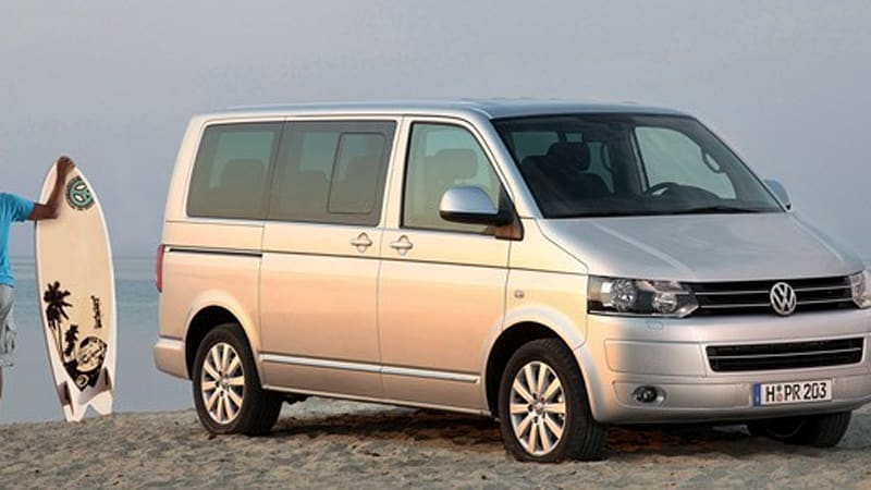 594c6133b5 Volkswagen Caravelle and Transporter - click above image for high-res  gallery