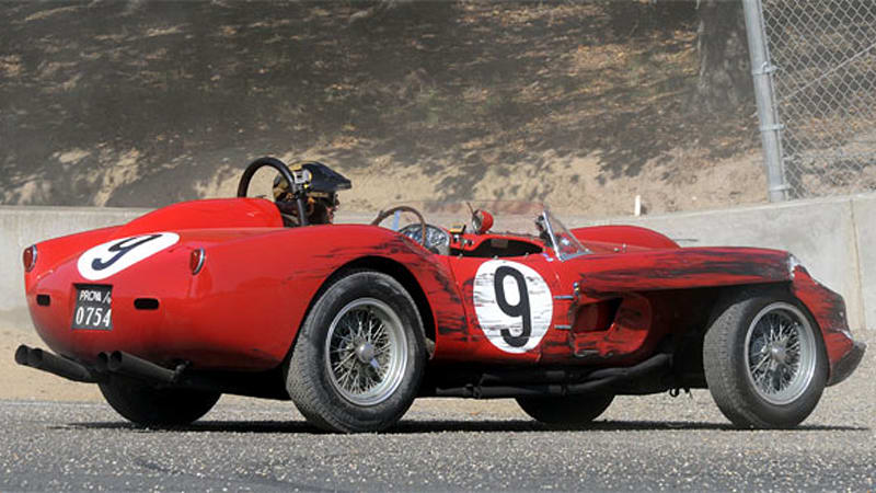 Video Sort Of Multi Million Dollar Ferrari 250 Tr