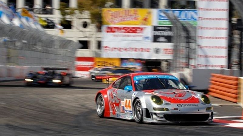 2009 ALMS At Long Beach Click Above For High Res Image Gallery