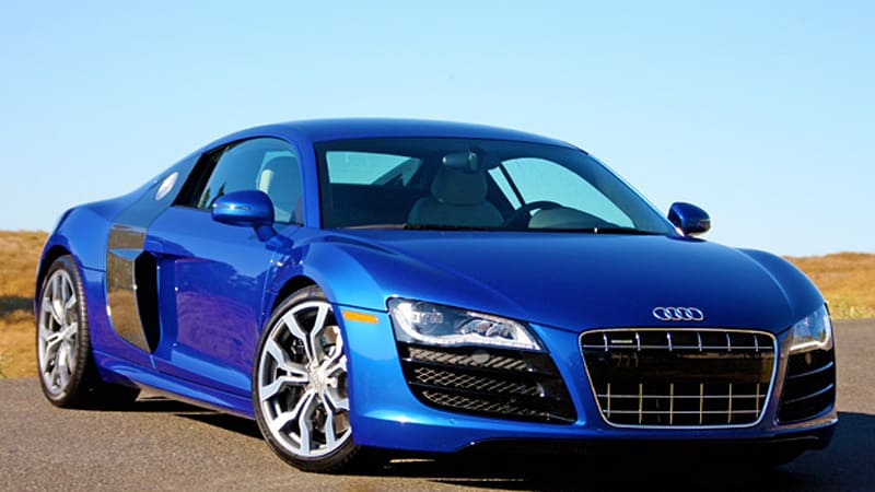 first drive 2010 audi r8 v10 answers our power prayers. Black Bedroom Furniture Sets. Home Design Ideas