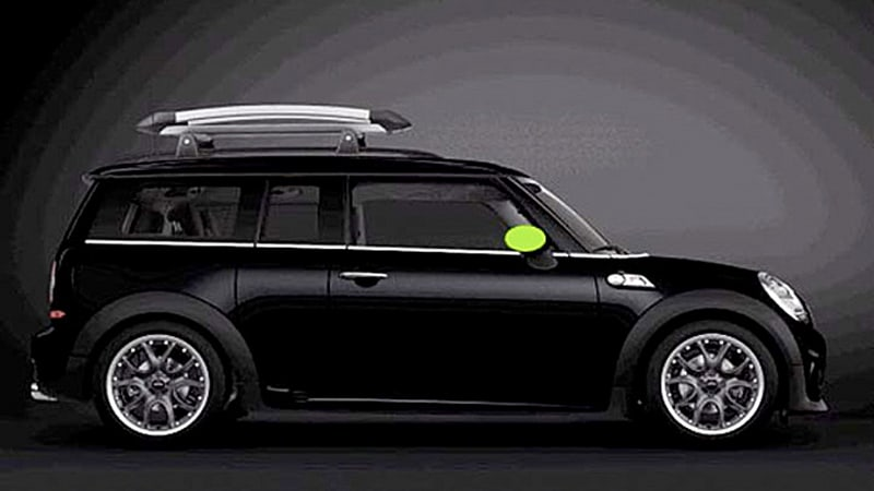Mini To Offer Exclusive Rally Edition Clubman S In Us Autoblog