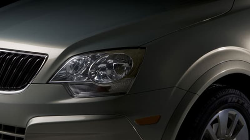 Buick Teases Baby Enclave Promises 2017 Plug In Hybrid Version