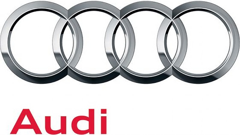 Audi Makes Subtle Changes To Its Fourringed Emblem Autoblog - Audi emblem