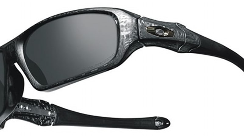 Oakley C Six Shades Cnc Milled From Solid Carbon Fiber Billet