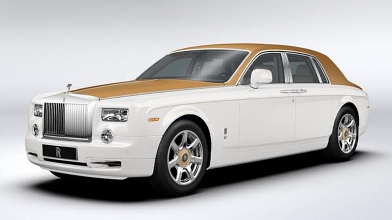 Rolls Royce Launches Limited Edition Phantom Bespoke Collection In