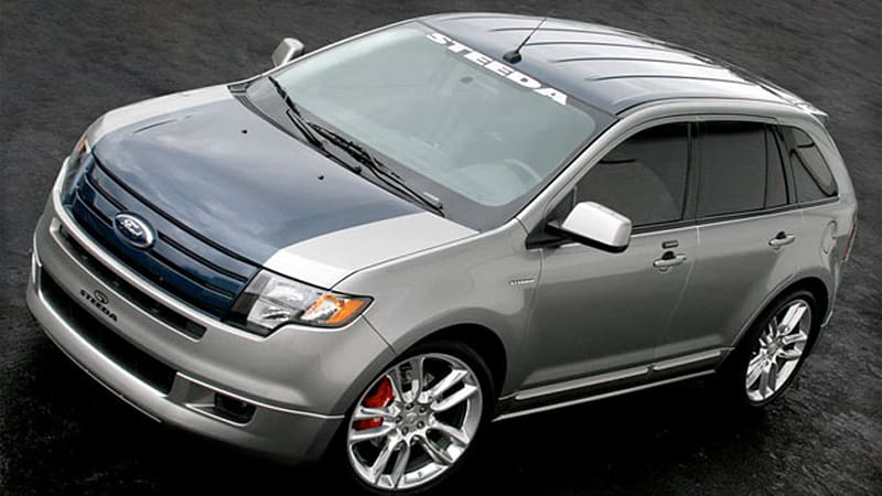 If You Need More Edge And Speed For Your Ford Edge Steeda Could Have The Package For You Called The Steeda Edge Sport It Is Claimed To Be The