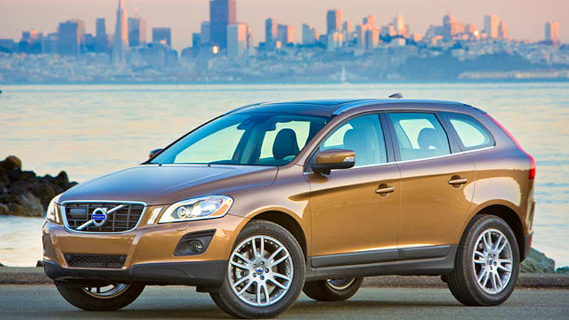 Edmunds Praises Volvo Xc60 Pans Cadillac Srx In New Entry Lux Cuv Comparo