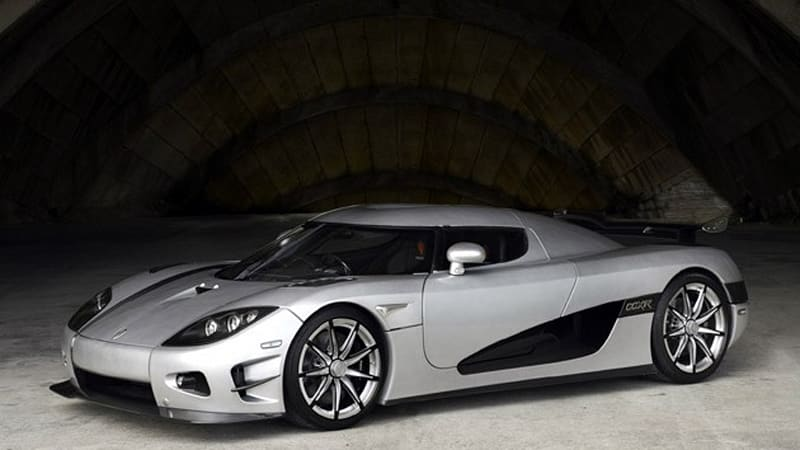 Koenigsegg Ccxr Trevita >> Limited Edition Ccxr Trevita To Shine Like A Diamond Autoblog