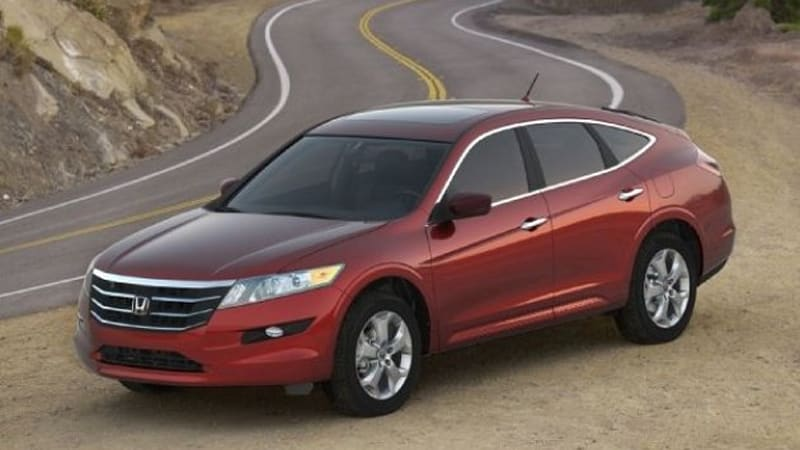 Honda Accord Crosstour To Be Built At East Liberty Ohio Plant