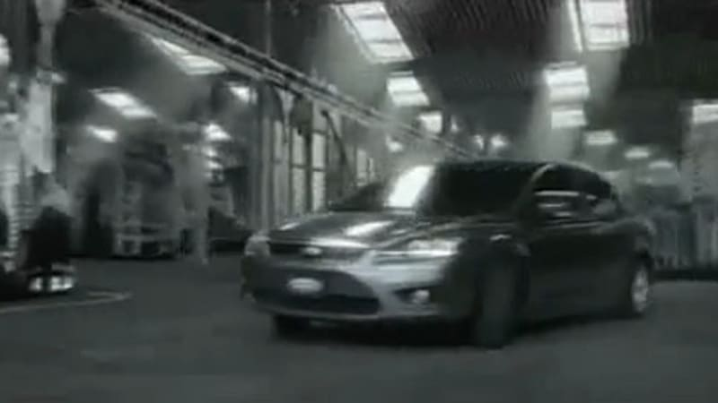 Video Mexican Ford Focus Commercial Features Familiar Soundtrack