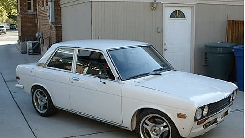 eBay Find of the Day: VQ35DE-powered Datsun 510 may be the