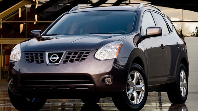 Nissan Recalls 163 000 2008 2009 Rogue Crossovers Over Potential Steering Fault