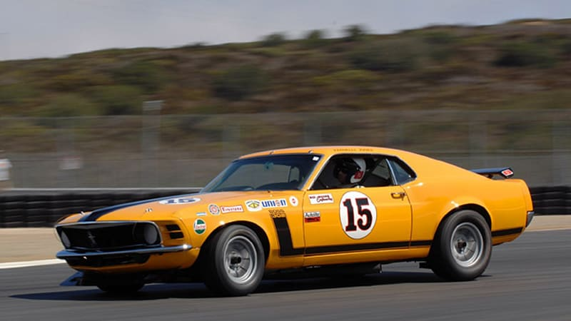 Ford racing to announce race only 2010 boss 302r mustang autoblog freerunsca Choice Image
