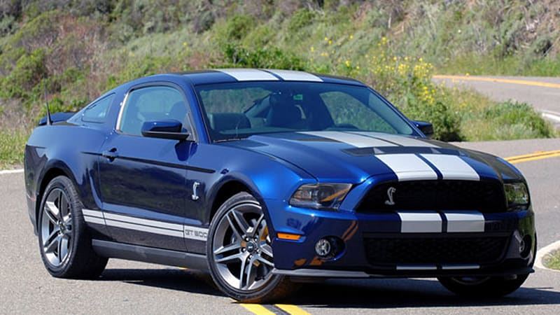 2012 GT500 to feature 500 horsepower, twin-turbo