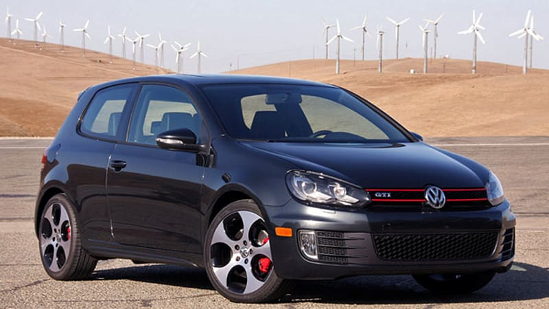 First Drive 2010 Volkswagen GTI reminds us why we like hot