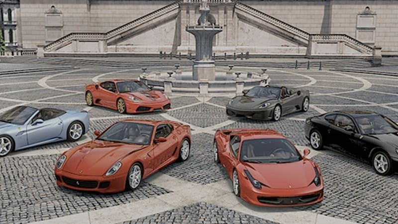 Ferrari Ceo Outlines Dates For Enzo 612 599 Replacements Autoblog