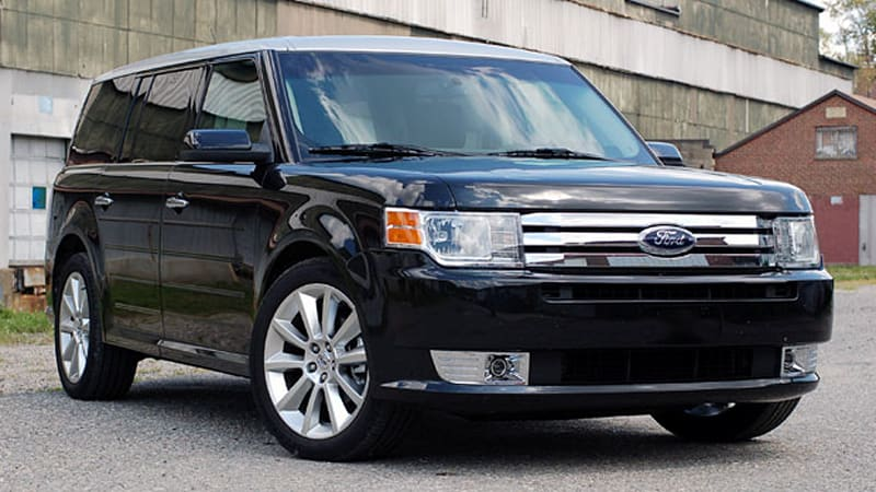 Review: 2010 Ford Flex EcoBoost turns it up to 11 | Autoblog