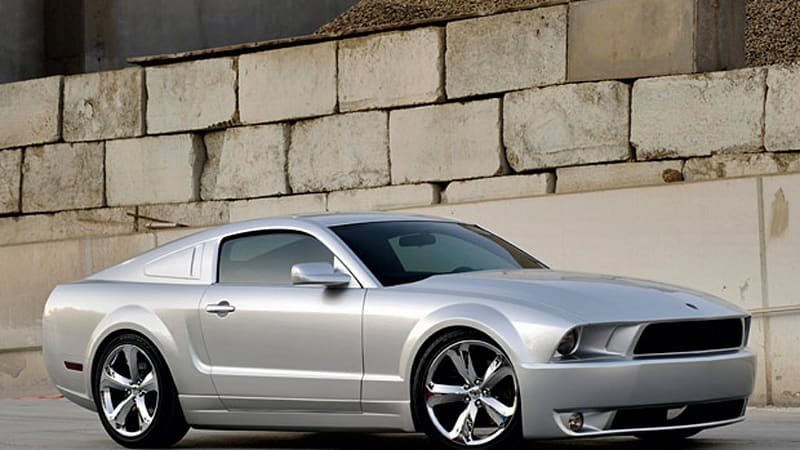 Exclusive Drive Iacocca 45th Anniversary Edition Ford Mustang Is
