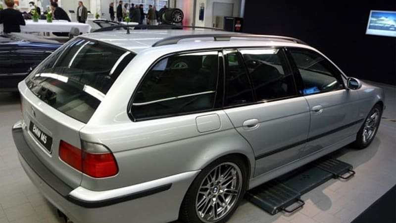 Another One From The Vault Bmw E39 M5 Wagon Autoblog