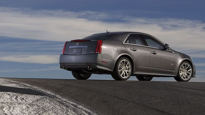Cadillac Cts V Challenge Nets 120 Applicants Heinricy To Stand In