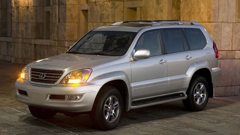 Lexus GX460 to debut in China at Auto Guangzhou 2009 | Autoblog