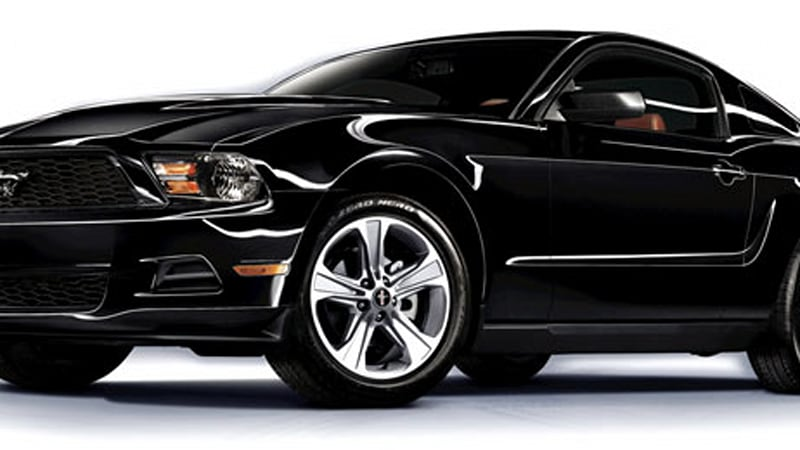 2011 mustang v6 curb weight