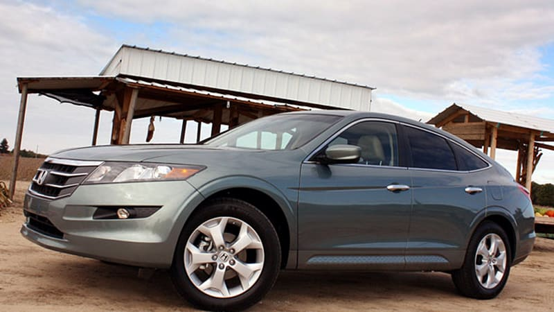 first drive: 2010 honda accord crosstour goes down the road nicely    but  is that enough? - autoblog