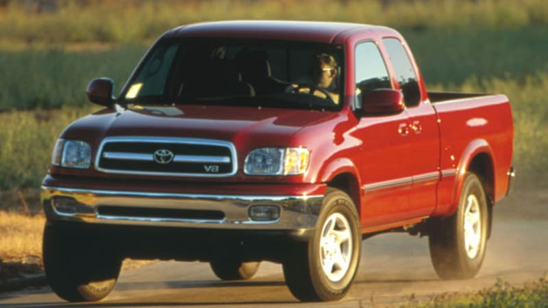 Toyota extends Tundra rust recall to include 2000-03 models ...