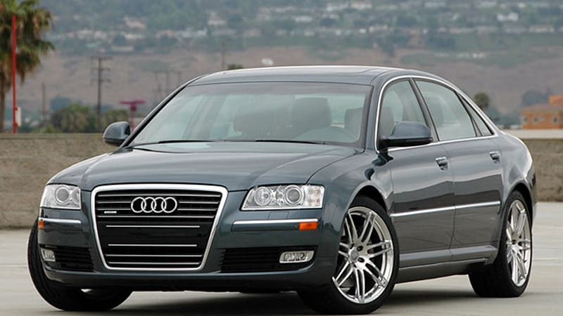 Review 2009 Audi A8l Requiem For A Heavyweight Autoblog