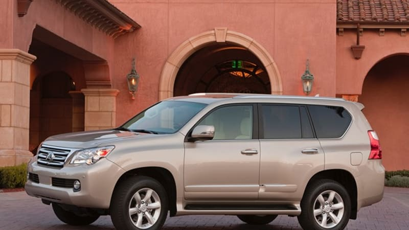 Lexus introduces second-generation 2010 GX460 | Autoblog