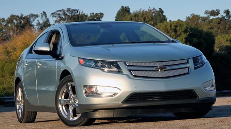 First 4 400 Chevrolet Volt Owners Could Get Free Home Charging Stations