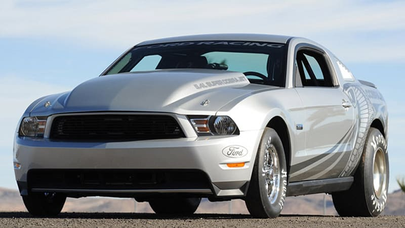Mustang Cobra Jet >> Sema 2009 Ford Unveils 2010 Mustang Cobra Jet Now With