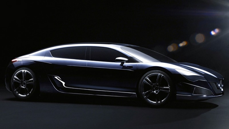 Two Birds, Une Pierre: Peugeot to replace 407 and 607 with new 508 ...