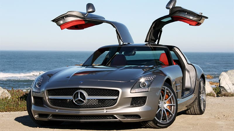 Mercedes Benz Sls Amg Priced For Europe Now Taking Orders