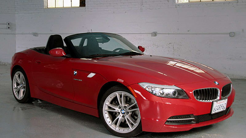 review 2009 bmw z4 sdrive30i is an easy lover autoblog. Black Bedroom Furniture Sets. Home Design Ideas