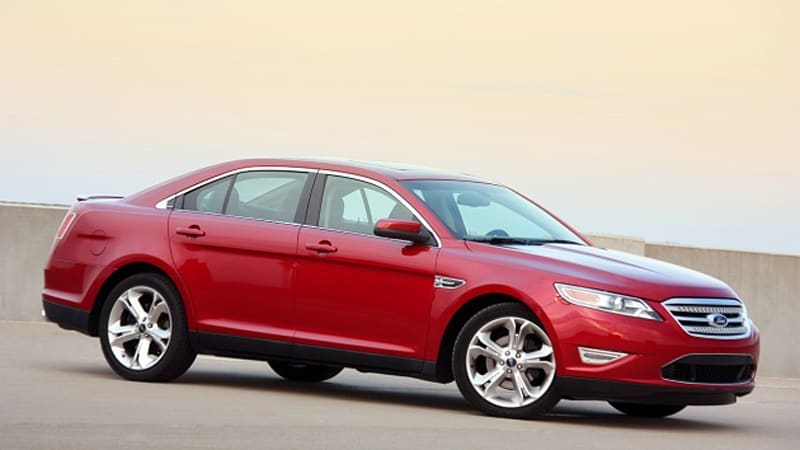 Ford Taurus Sho And Fusion Hybrid Awarded 2010 Urban Autos Of The Year