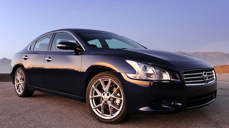 Review: 2010 Nissan Maxima SV Sport Is A Lot Of Car For A Lot Of Coin    Autoblog