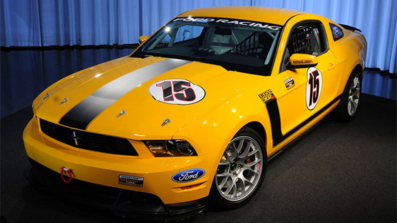 New ford racing mustang boss 302r is potential personified autoblog freerunsca Choice Image