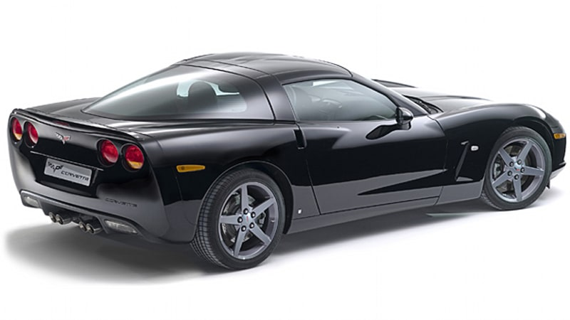 Chevy Recalls 2005 2007 Corvettes Over Possible Roof Panel
