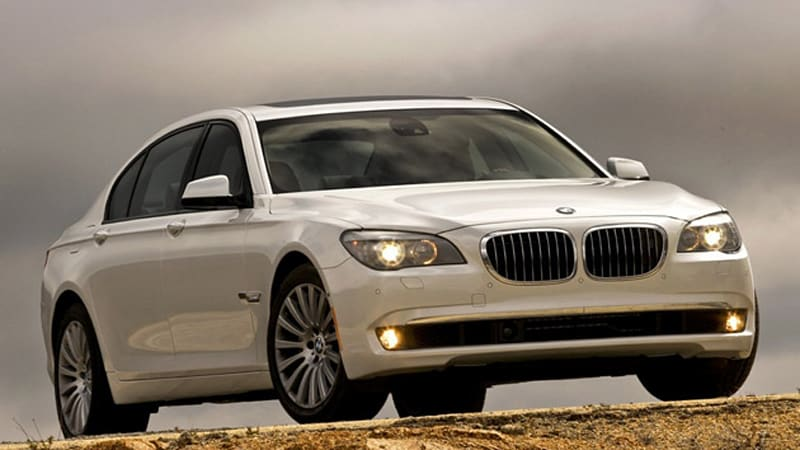 Detroit Preview 2011 BMW 740 brings sixcylinder power back to