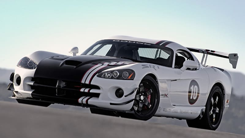 2010 Dodge Viper ACR-X ready to fill your track-rat, spec-racing ...