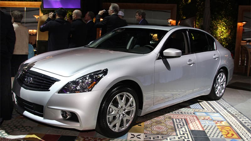 Infiniti Prices Facelifted 2010 G37 Coupe And Sedan Enthusiast 6mt