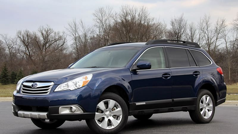 Review: 2010 Subaru Outback adds size, power and refinement for a ...
