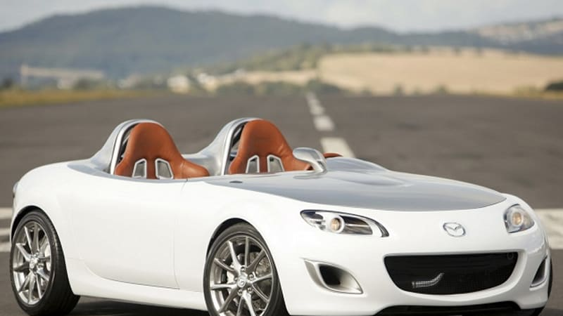 2011 Mazda MX-5 Miata to get SKY-G power, 50+ mpg? - Autoblog