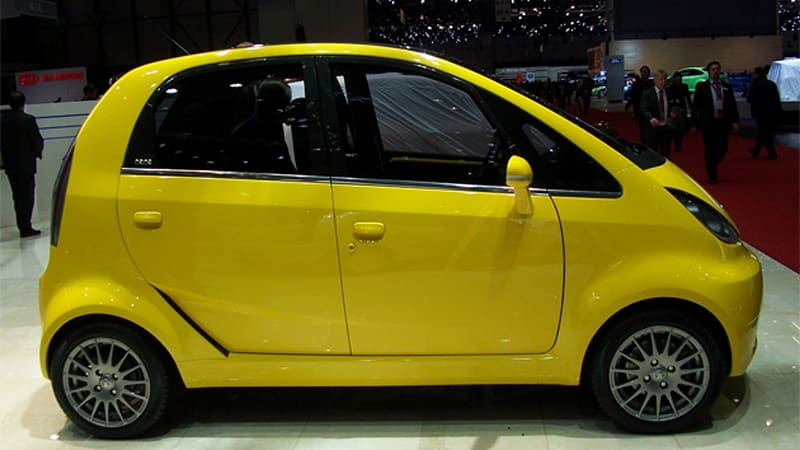 REPORT: 15% of Tata Nano reservations being cancelled due to