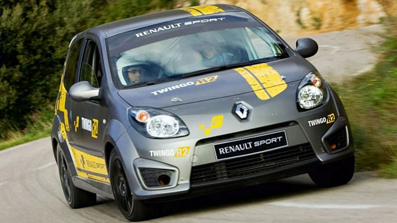 Street Legal Racer: Renaultsport launches entry-level rally-spec