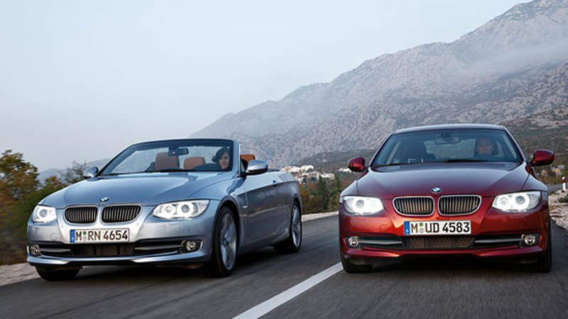BMW announces pricing for 2011 range, 3 Series MSRP